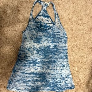 Gently used forever 21 tank